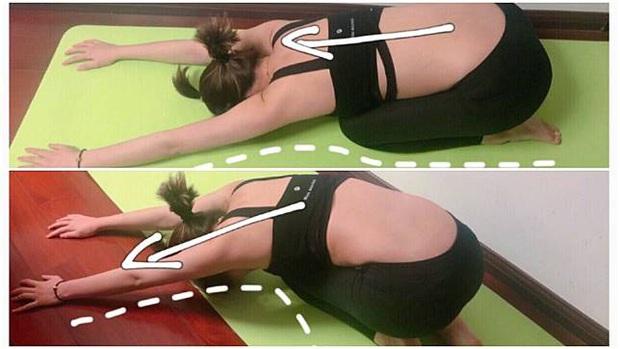 Muốn có lưng thẳng, dáng thon để mặc gì cũng đẹp, áp dụng ngay 3 động tác sau để nhận lại sự thay đổi - Ảnh 3.