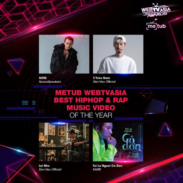 Hoàng Thùy Linh, Bích Phương, Chi Pu, Jack & K-ICM... chạm trán khốc liệt tại đề cử WebTVAsia Awards 2019 - Ảnh 6.