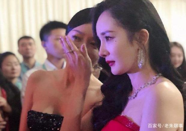 Dương Mịch - Tần Lam ngượng ngùng, bối rối đến mức trợn mắt khi MC lỡ miệng phỏng vấn câu hỏi tế nhị - Ảnh 6.
