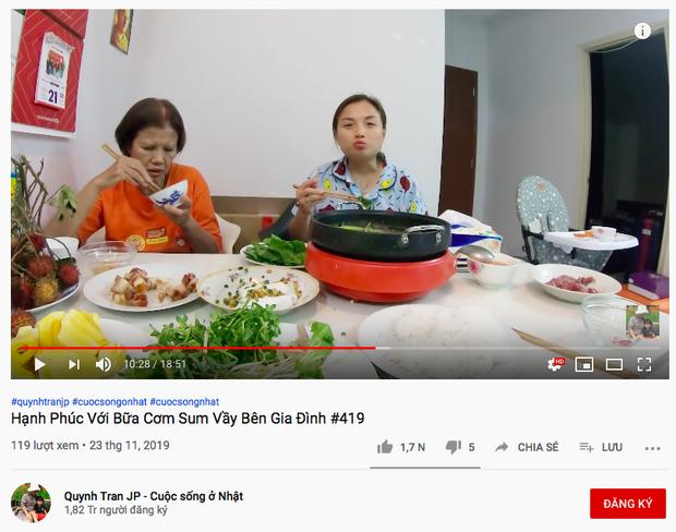 """Mẹ Quỳnh Trần và bé Sa tung vlog ăn uống đầu tiên khi về Việt Nam: toàn món Việt đặc sản, nhưng sốc hơn chính là tốc độ """"đẻ"""" video quá khủng! - Ảnh 3."""