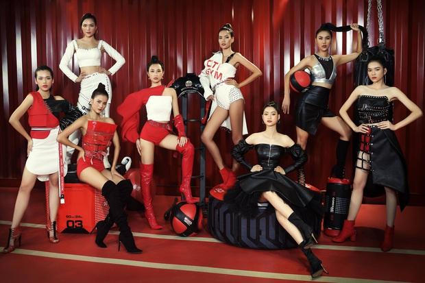 Là Quán quân Next Top Model nhưng Hương Ly lại bị loại sau thử thách chụp ảnh của Hoa hậu Hoàn vũ VN - Ảnh 4.