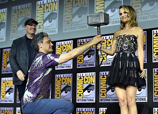 Hóa ra Marvel đã định cho Thor hội ngộ tình cũ Jane Foster trong Avengers: Endgame - Ảnh 5.
