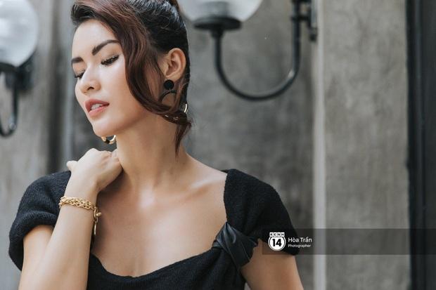 Cao Thiên Trang kể chuyện suýt mất vai vì lùm xùm show thực tế, tham vọng trở thành ác nữ điện ảnh Việt - Ảnh 6.