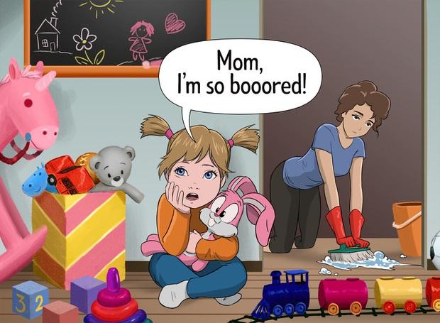 11 dấu hiệu cho thấy con bạn có nguy cơ là một đứa trẻ hư hỏng, cha mẹ nào cũng nên lưu tâm! - Ảnh 4.
