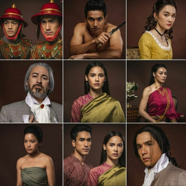 5 phim Thái đầy hứa hẹn của đài CH3 cho năm 2020: Baifern tái ngộ mĩ nam Frienzone, Chị Đẹp bản Thái yêu trai trẻ 2000 - Ảnh 3.