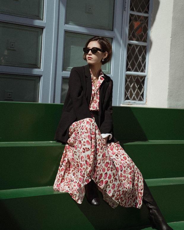 4 cách diện váy mùa lạnh xinh không để đâu cho hết, bạn áp dụng thì sẽ tỏa sáng mọi lúc mọi nơi - Ảnh 2.