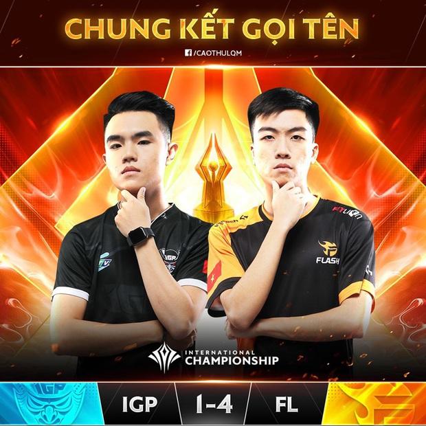 Team Flash đại thắng IGP Gaming giành vé vào chung kết, Turtle trở thành biểu tượng troll của cư dân mạng! - Ảnh 5.