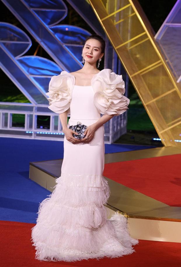 Sự kiện khủng Cbiz hôm nay: Địch Lệ Nhiệt Ba xinh như công chúa, Dương Mịch - Lưu Thi Thi chặt chém thảm đỏ ác liệt - Ảnh 9.