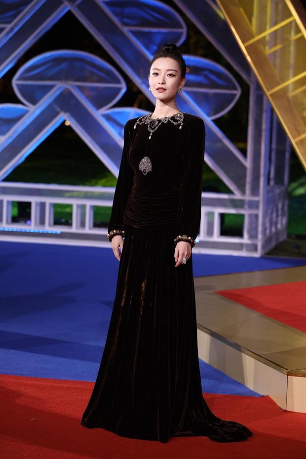 Sự kiện khủng Cbiz hôm nay: Địch Lệ Nhiệt Ba xinh như công chúa, Dương Mịch - Lưu Thi Thi chặt chém thảm đỏ ác liệt - Ảnh 10.