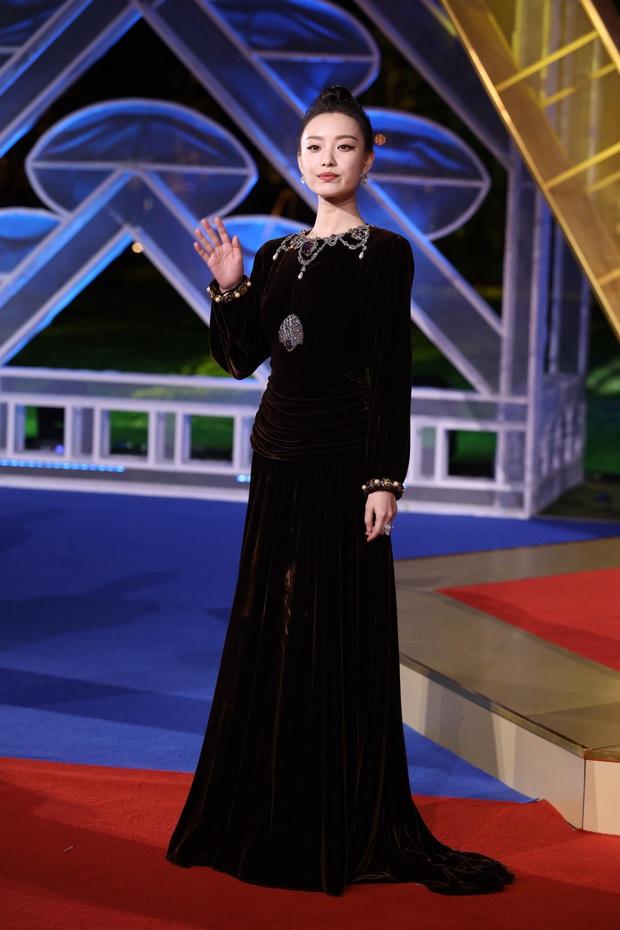 Sự kiện khủng Cbiz hôm nay: Địch Lệ Nhiệt Ba xinh như công chúa, Dương Mịch - Lưu Thi Thi chặt chém thảm đỏ ác liệt - Ảnh 11.
