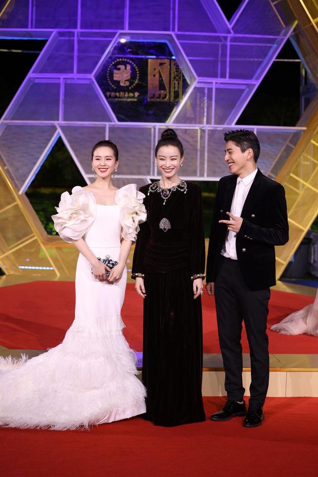 Sự kiện khủng Cbiz hôm nay: Địch Lệ Nhiệt Ba xinh như công chúa, Dương Mịch - Lưu Thi Thi chặt chém thảm đỏ ác liệt - Ảnh 12.