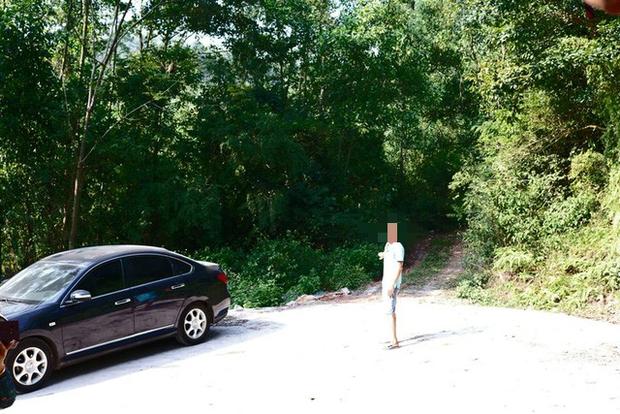 Hải Phòng: Truy bắt đối tượng khống chế nữ tài xế taxi rồi bỏ trốn lên núi - Ảnh 2.
