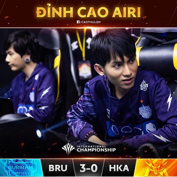 Đại diện Thái Lan đè bẹp HongKong Attitude, AIC có trận Chung kết trong mơ Buriram United vs Team Flash - Ảnh 3.