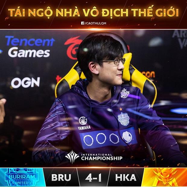 Đại diện Thái Lan đè bẹp HongKong Attitude, AIC có trận Chung kết trong mơ Buriram United vs Team Flash - Ảnh 5.