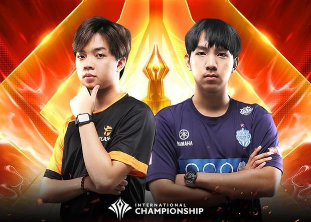 Đại diện Thái Lan đè bẹp HongKong Attitude, AIC có trận Chung kết trong mơ Buriram United vs Team Flash - Ảnh 6.