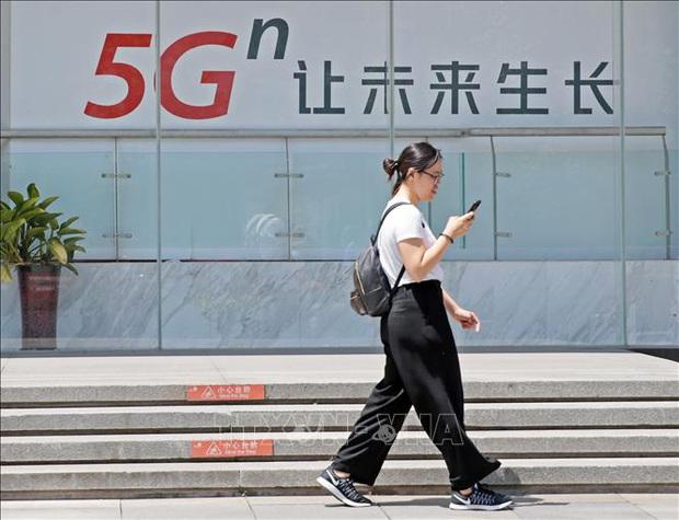 Trung Quốc đặt mục tiêu phủ sóng mạng 5G toàn thủ đô - Ảnh 1.