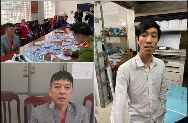 Khởi tố, bắt giam 3 bị can in 1.000 vé giả trong trận Việt Nam - Thái Lan - Ảnh 1.
