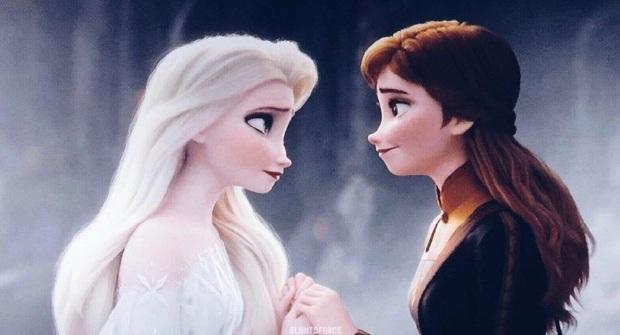 Netizen soi khoảnh khắc Nghê Ni đỡ váy cho Lưu Thi Thi tình tứ không khác gì chị em Elsa? - Ảnh 2.