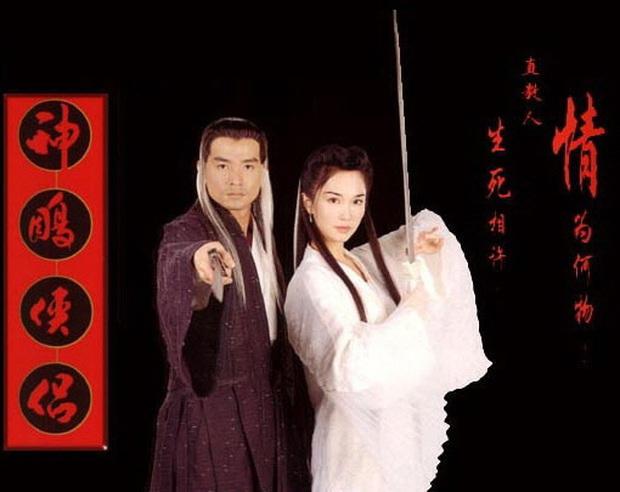 """Cặp đôi """"Dương Quá - Cô Cô hạnh phúc nhất màn ảnh"""": 20 năm yêu nhau từ trong phim ra ngoài đời - Ảnh 2."""