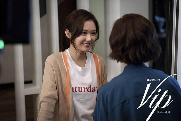 Jang Nara trong phim bóc phốt chồng ngoại tình: Đẹp từ kiểu tóc, cách trang điểm cho đến style công sở chuẩn chỉnh - Ảnh 15.
