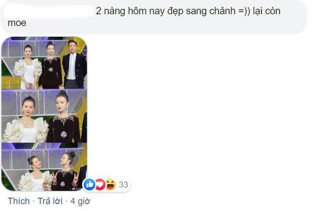 Netizen soi khoảnh khắc Nghê Ni đỡ váy cho Lưu Thi Thi tình tứ không khác gì chị em Elsa? - Ảnh 5.