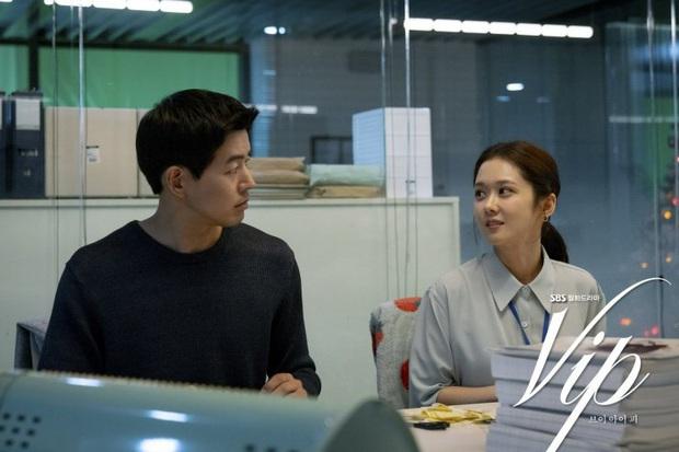 Jang Nara trong phim bóc phốt chồng ngoại tình: Đẹp từ kiểu tóc, cách trang điểm cho đến style công sở chuẩn chỉnh - Ảnh 4.