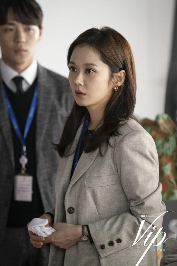 Jang Nara trong phim bóc phốt chồng ngoại tình: Đẹp từ kiểu tóc, cách trang điểm cho đến style công sở chuẩn chỉnh - Ảnh 5.