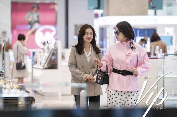 Jang Nara trong phim bóc phốt chồng ngoại tình: Đẹp từ kiểu tóc, cách trang điểm cho đến style công sở chuẩn chỉnh - Ảnh 7.