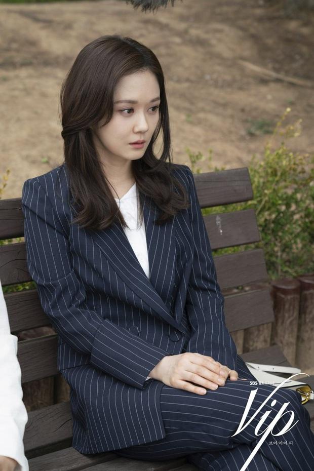 Jang Nara trong phim bóc phốt chồng ngoại tình: Đẹp từ kiểu tóc, cách trang điểm cho đến style công sở chuẩn chỉnh - Ảnh 8.
