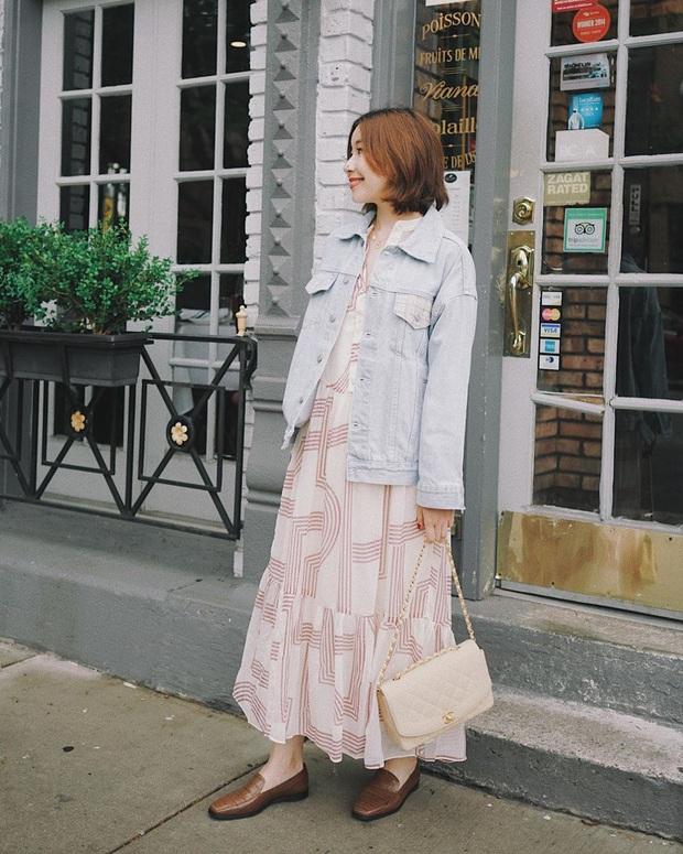 4 cách diện váy mùa lạnh xinh không để đâu cho hết, bạn áp dụng thì sẽ tỏa sáng mọi lúc mọi nơi - Ảnh 8.