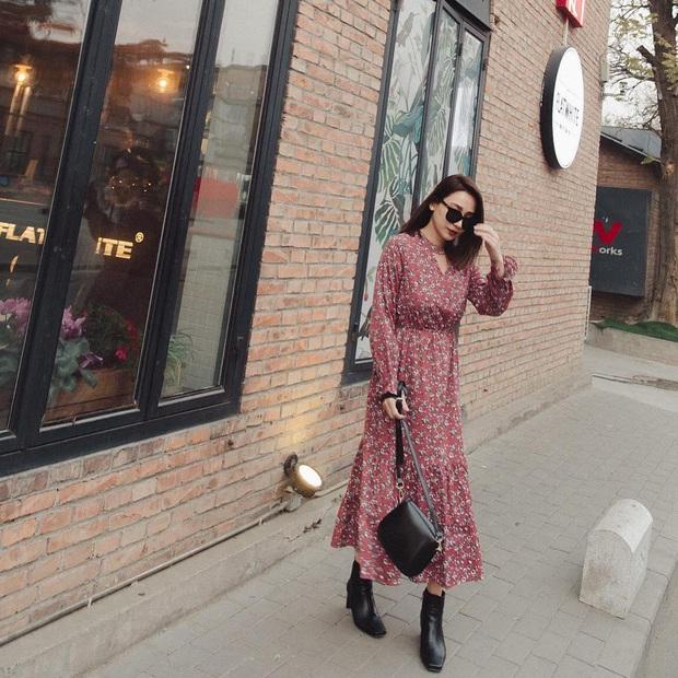 4 cách diện váy mùa lạnh xinh không để đâu cho hết, bạn áp dụng thì sẽ tỏa sáng mọi lúc mọi nơi - Ảnh 9.