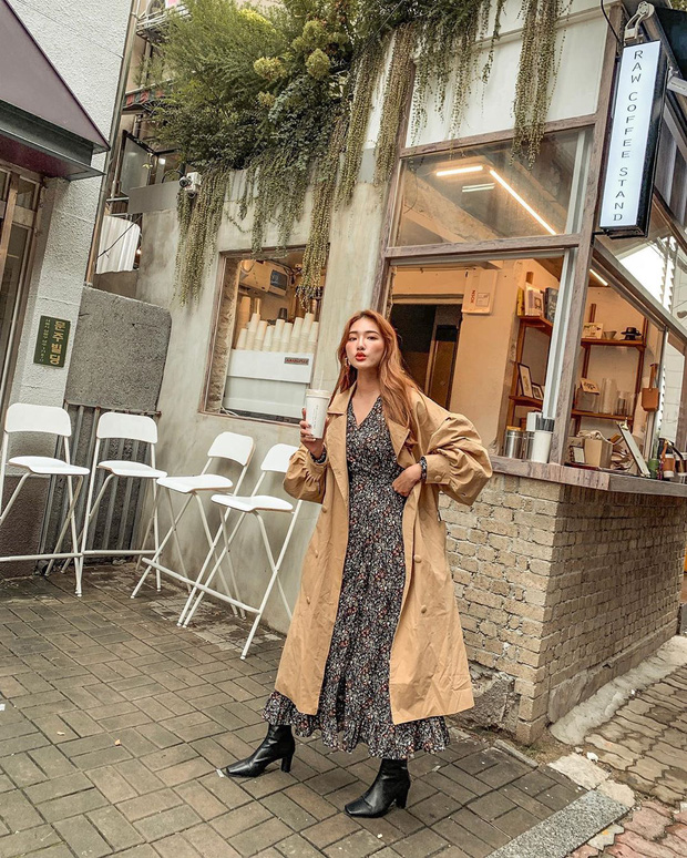 4 cách diện váy mùa lạnh xinh không để đâu cho hết, bạn áp dụng thì sẽ tỏa sáng mọi lúc mọi nơi - Ảnh 10.