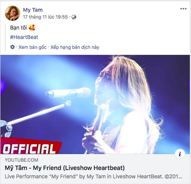 Mỹ Tâm liên tục đăng lại clip từ liveshow Heartbeat: Thấm thoắt đã 5 năm, từng màn trình diễn vẫn gói gọn trong 2 từ đẳng cấp! - Ảnh 13.