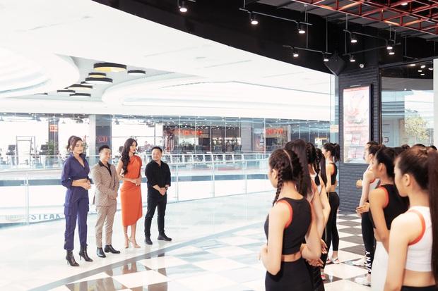 Là Quán quân Next Top Model nhưng Hương Ly lại bị loại sau thử thách chụp ảnh của Hoa hậu Hoàn vũ VN - Ảnh 1.