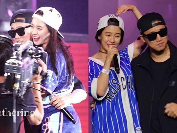 Các cặp đôi hot nhất Running Man tình tứ công khai ở fanmeeting: Monday Couple đâu bằng Song Joong Ki - Kwang Soo - Ảnh 10.