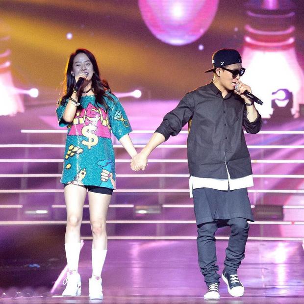 Các cặp đôi hot nhất Running Man tình tứ công khai ở fanmeeting: Monday Couple đâu bằng Song Joong Ki - Kwang Soo - Ảnh 3.