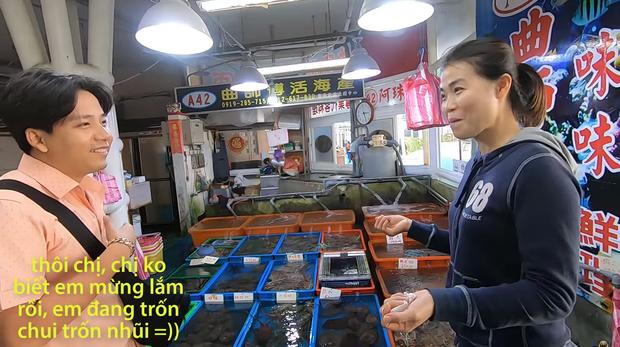 Sau hàng loạt sự cố ở Nhật, Khoa Pug đã bắt đầu dè chừng và có phần... lo sợ khi quay vlog, điển hình nhất là clip ở Đài Loan gần đây - Ảnh 5.