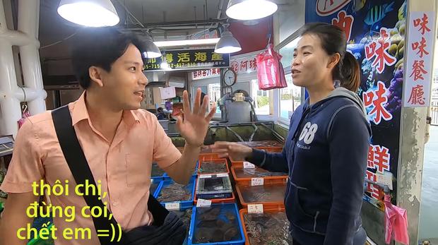 Sau hàng loạt sự cố ở Nhật, Khoa Pug đã bắt đầu dè chừng và có phần... lo sợ khi quay vlog, điển hình nhất là clip ở Đài Loan gần đây - Ảnh 6.