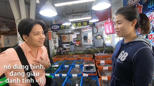 Sau hàng loạt sự cố ở Nhật, Khoa Pug đã bắt đầu dè chừng và có phần... lo sợ khi quay vlog, điển hình nhất là clip ở Đài Loan gần đây - Ảnh 7.
