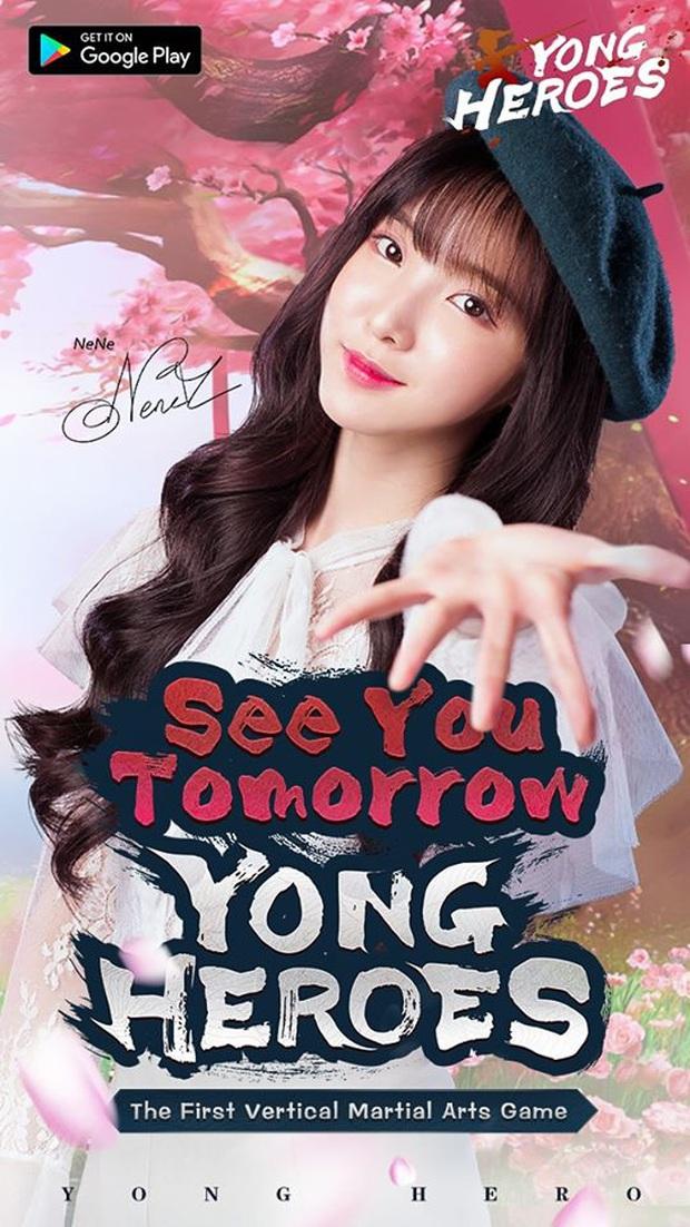 Hot girl Thái Lan - NeNe cực xinh trong hậu trường quảng cáo tựa game hành động Yong Heroes - Ảnh 3.