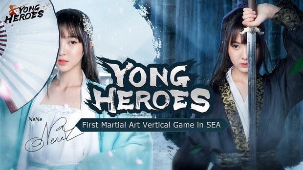Yong Heroes dễ dàng chinh phục game thủ bởi chất lượng cũng như đem đến những giây phút thư giãn và giải trí tuyệt vời 744672121240876856769141745652945942216704o-1574587144749812098934