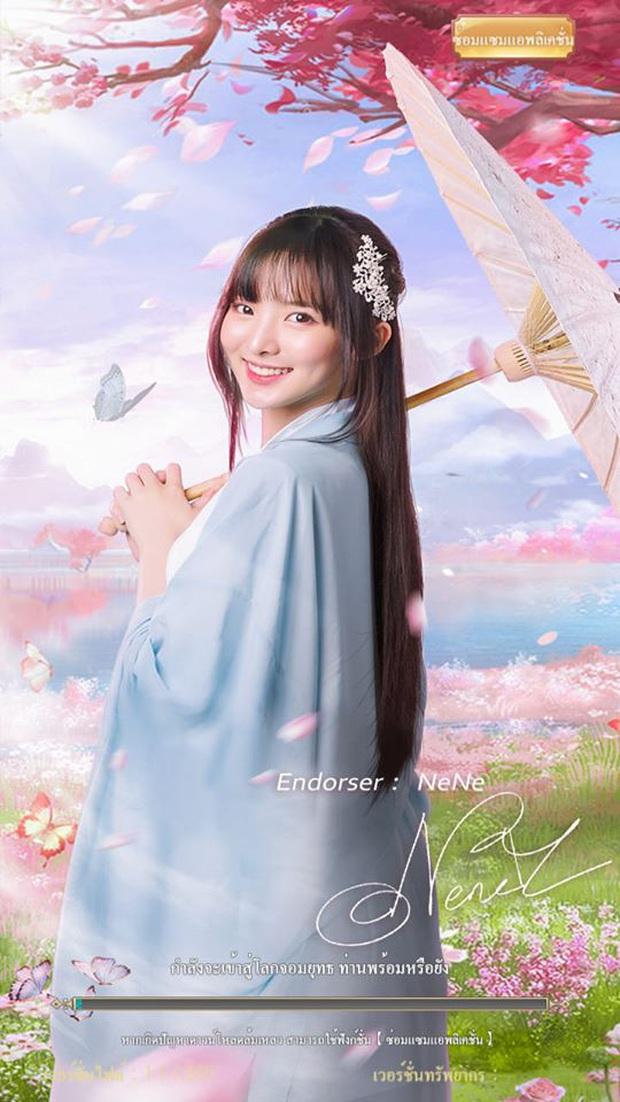 Hot girl Thái Lan - NeNe cực xinh trong hậu trường quảng cáo tựa game hành động Yong Heroes - Ảnh 4.