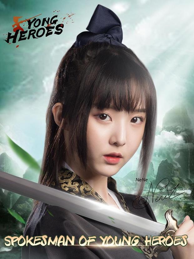 Hot girl Thái Lan - NeNe cực xinh trong hậu trường quảng cáo tựa game hành động Yong Heroes - Ảnh 5.