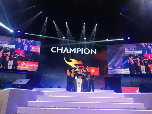 Tự hào: Liên Quân Việt Nam đánh bại Thái Lan, Team Flash lên ngôi vô địch AIC 2019, rinh giải thưởng 4,6 tỷ đồng - Ảnh 14.
