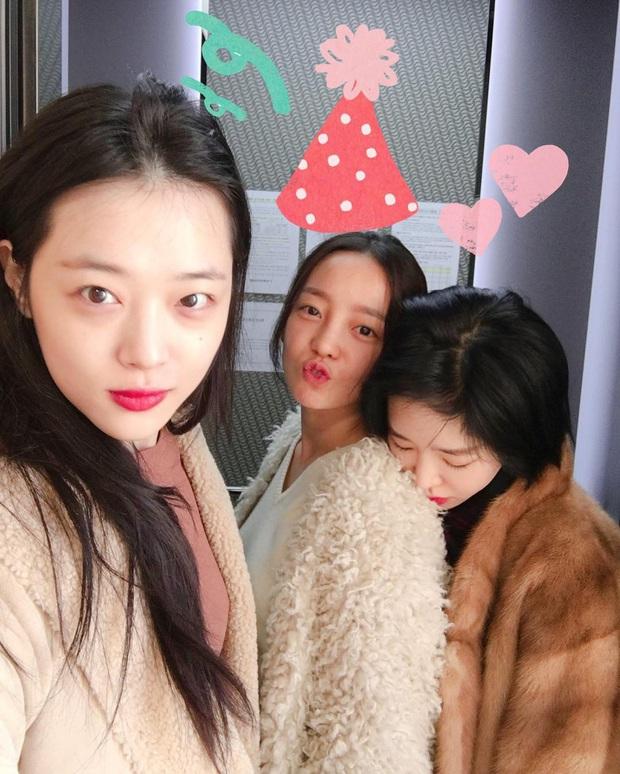 Goo Hara và Sulli qua đời: Fan lo khi G-Dragon, IU mất bạn thân; Heechul gây quan ngại khi đột ngột unfollow, để riêng tư Instagram - Ảnh 8.