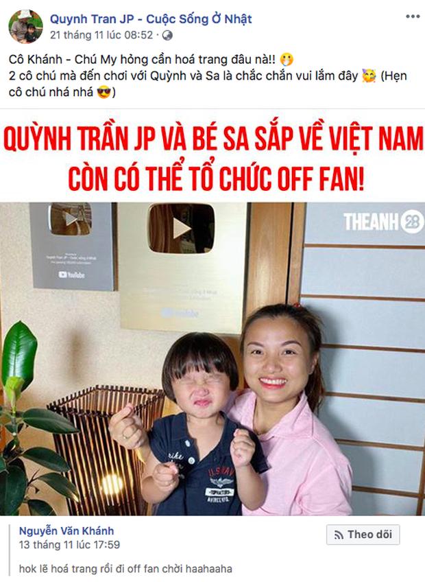 """Hé lộ những sao Vbiz được mẹ Quỳnh Trần và bé Sa mời đến dự buổi offline tới đây, toàn gương mặt siêu """"lầy"""" khiến dân tình cười ngất - Ảnh 4."""