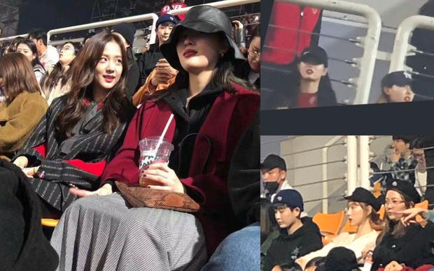 Taeyeon, Sunmi và Jisoo (BLACKPINK) đều đã rời khỏi concert của Red Velvet sau khi biết tin Goo Hara qua đời - Ảnh 1.