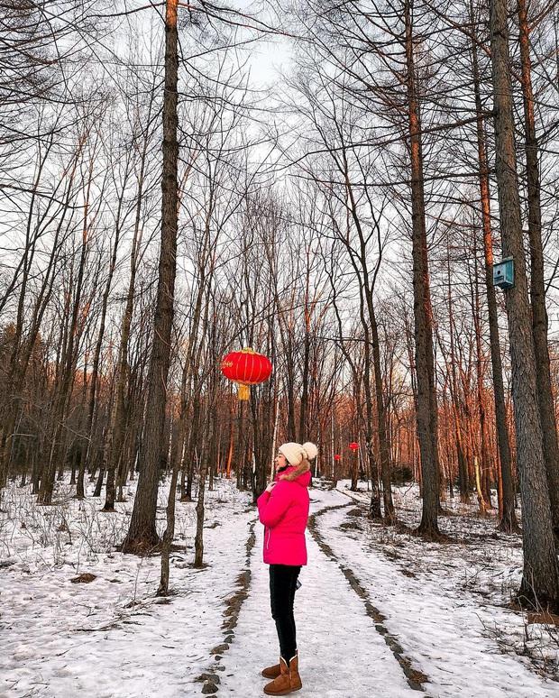 """Ngôi làng tuyết trắng đẹp không thua phim kiếm hiệp ở Trung Quốc, nhìn ảnh trên mạng và ngoài đời quả xứng tầm """"cực phẩm"""" - Ảnh 27."""
