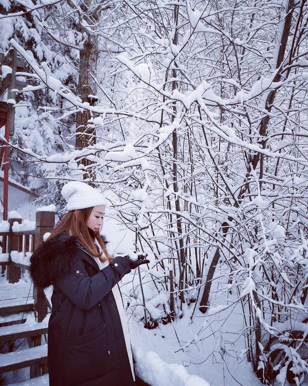 """Ngôi làng tuyết trắng đẹp không thua phim kiếm hiệp ở Trung Quốc, nhìn ảnh trên mạng và ngoài đời quả xứng tầm """"cực phẩm"""" - Ảnh 23."""