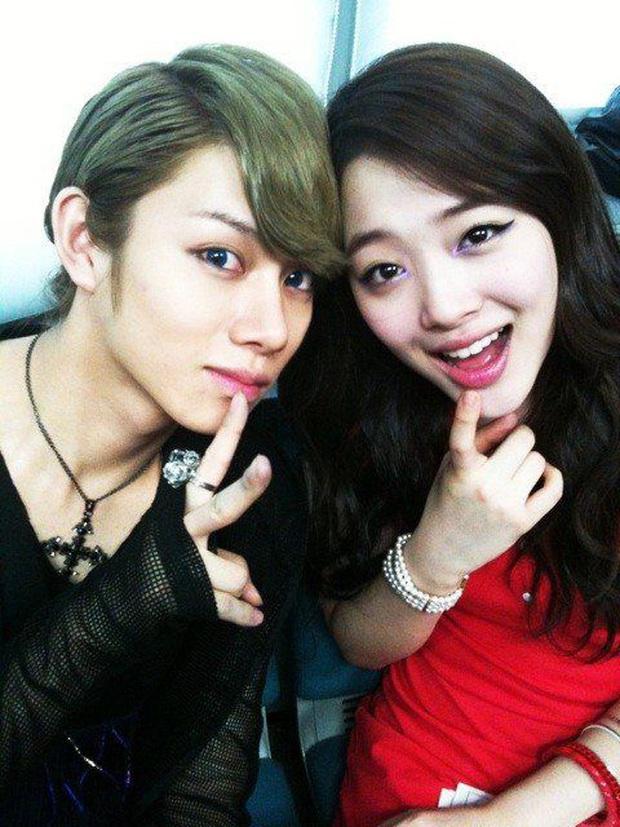 Goo Hara và Sulli qua đời: Fan lo khi G-Dragon, IU mất bạn thân; Heechul gây quan ngại khi đột ngột unfollow, để riêng tư Instagram - Ảnh 13.